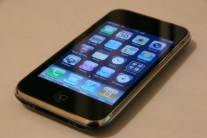 My iPhone 3GS