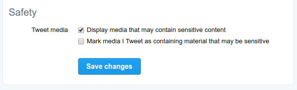 How To Stop Twitter Marking Your Account As Sensitive