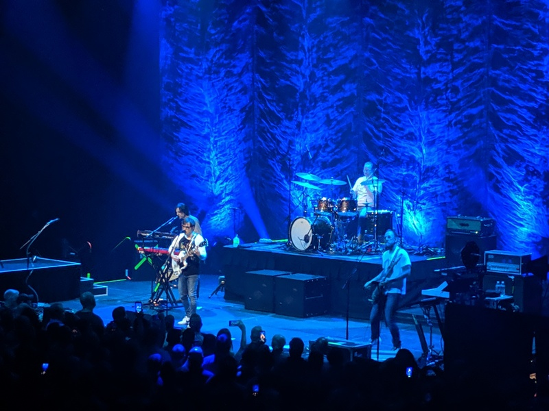 Weezer plays live at Austin City Limits Live at the Moody Theater in Austin, TX for Pure Accelerate 2019.